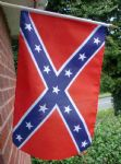 HAND WAVING FLAG - Confederate